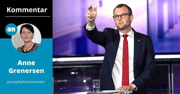 Kjell Ingolf Ropstad (KrF) er en av mange som har utnyttet systemet grovt for egen vinning. Det tar seg spesielt dårlig ut for en leder av et parti med «kristelig» i navnet. Som kjent er grådighet en av de sju dødssyndene.