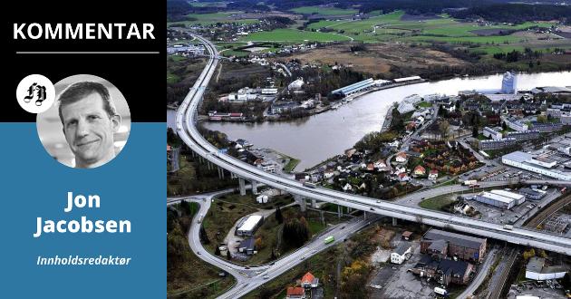 Fredrikstad og Sarpsborg blir blant annet ikke enige om utviklingen av Sundløkka. Nå må Statsforvalteren inn for å mekle.