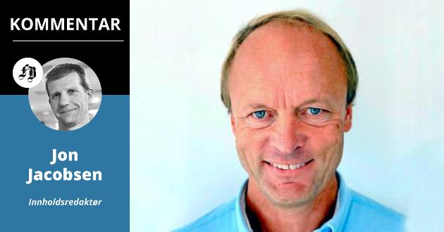 Carl Haakon Garder er en av Østfolds rikeste personer. Nå skal han realisere en enorm næringspark i Fredrikstad.