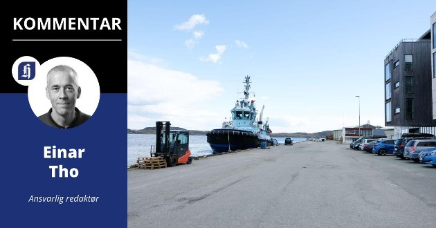 TVIL: Hvem eide Kopervik havn da eiendommen ble solgt?