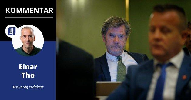 Gudvin Selsås leder kontrollutvalget i kommunen. (Arkivfoto)