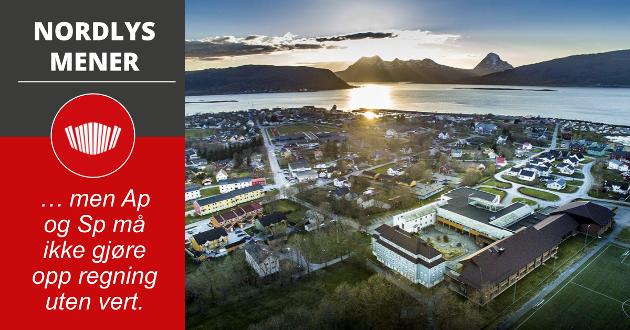Støre-regjeringen må snarest komme med garantier for at grepet på Nesna skal finansieres uten at det går på bekostning av aktiviteten ved de to universitetene i nord.