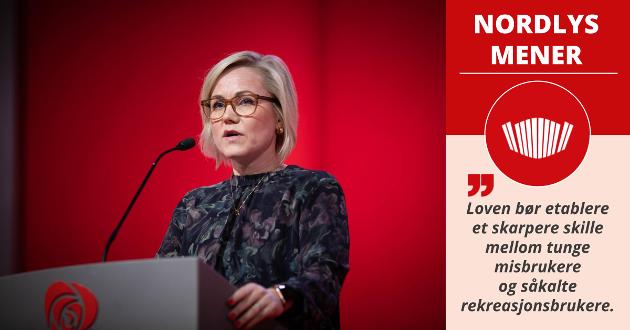 Arbeiderpartiets helsepolitiske talskvinne Ingvild Kjerkol får en nøkkelrolle når Stortinget skal behandle rusreformen.