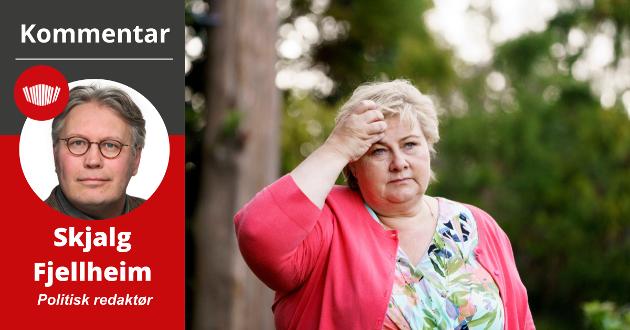 Etter ett år med pandemi glapp det for Erna Solberg. Det skyldes flere ting, men i sum alt er knyttet til korona. Dessverre for statsministeren overskygger det at Norge i sum har klart seg bedre gjennom krisen enn andre land.