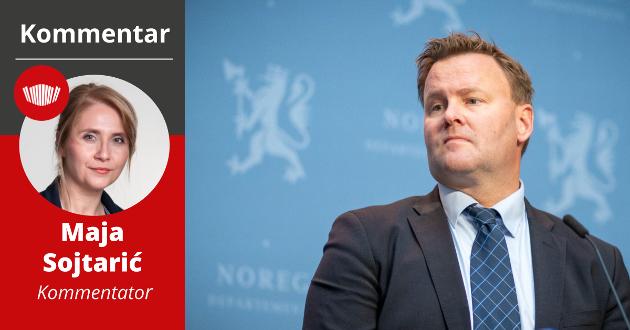 DYKTIG: Jeg stoler på at assisterende helsedirektør Espen Rostrup Nakstad er en særs kompetent fyr. Men han undervurderer hvor krevende testing av barnehagebarn i barnehager vil være.