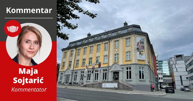 ANDRES LIV: Flere ansatte har sluttet ved Nordnorsk Kunstmuseum.