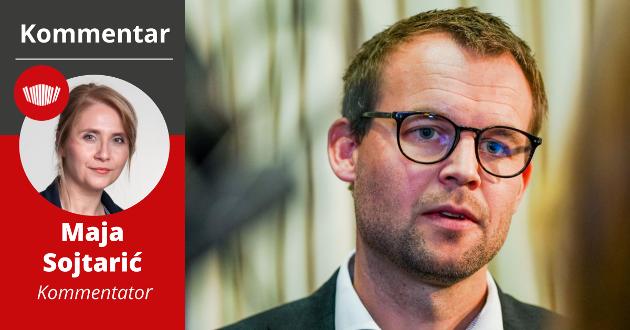 SKATTEPLANLEGGING: Kjell Ingolf Ropstad innrømmer at han har gjort grep for å slippe å betale skatt på statsrådboligen.