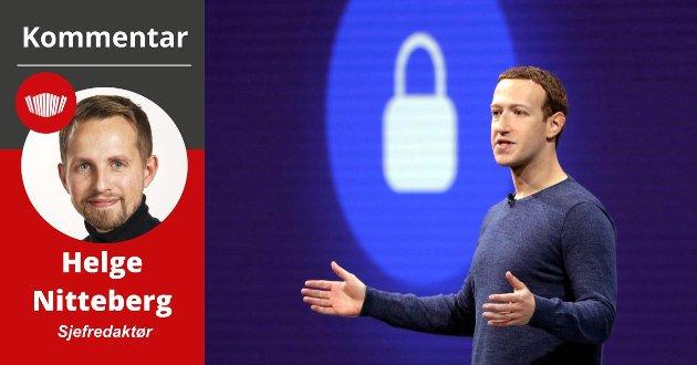 De ni partiene på Stortinget brukte 25 millioner kroner på annonsekjøp i sosiale medier under valgkampen. . Fire av fem kroner gikk til Facebook og Instagram, som har Facebook-gründer Mark Zuckerberg som største eier