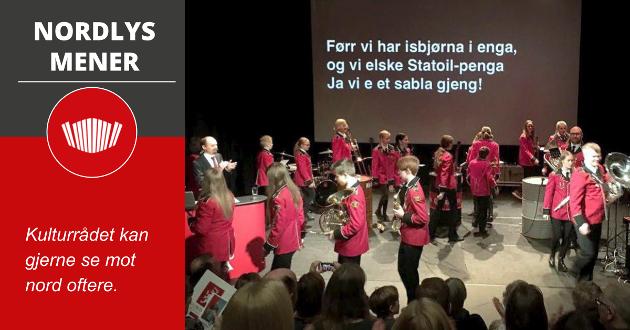 PROVOSERER: Nordting lager politisk teater som både provoserer og utfordrer. Prosjektet får nå kunstnerskapsstøtte fra Kulturrådet på rundt 11 millioner kroner over fem år.