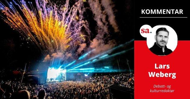 Mens Sarpsborgfestivalen har valgt å avlyse, satser Viken Events AS og Byfestivalen for fullt og setter opp festival 24. og 25. september.