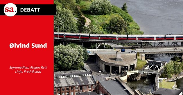 Styremedlem i ARL, Fredrikstad, Øivind Sund, gir rødt kort til Jon-Ivar Nygård i dette leserbrevet.