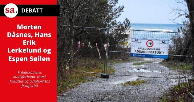 FÅR JA! I 2019 ble 91 prosent av alle søknader om dispensasjon fra byggeforbudet i strandsonen innvilget.