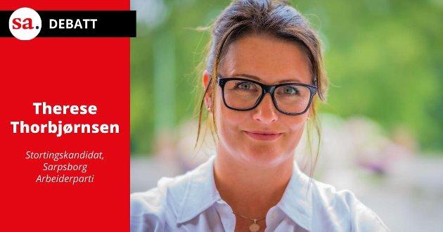 Ufrivillig deltid er et stort problem i blant annet kommunal sektor, og særlig i helse- og omsorgssektoren, skriver Therese Thorbjørnsen i dette innlegget.