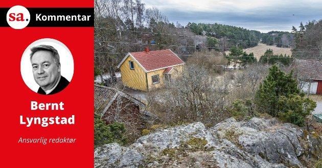 Alt tyder nå på at Bukkenes blir en kystledhytte tilgjengelig for allmennheten, og at alterneativ skolearena i kommunen får et styrket tilbud på Ullerøy leirskole.