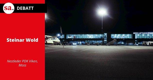 Siste driftsdag på Moss Lufthavn Rygge var 1. november 2016.