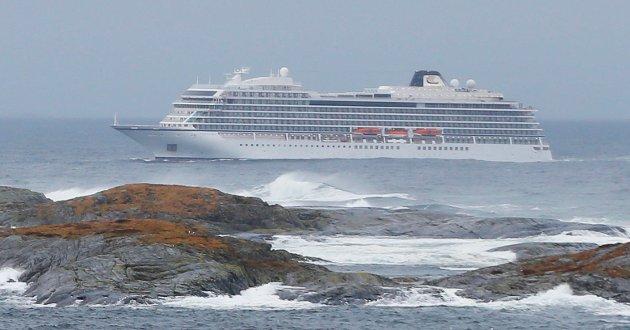 «Viking Sky» fikk problemer på Hustadvika i mars. Da fikk vi se hva frivilligheten betyr for beredskapen i Norge.