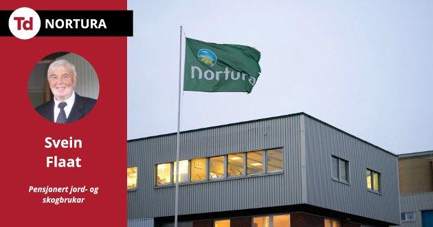 At Trønder-Avisa kritiserer Nortura så sterkt, synes eg er unødig, skriv Svein Flaat.