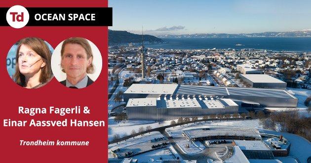 Det er ikke til å komme unna at det vil bli en krevende lang anleggsperiode for nabolaget, skriver Ragna Fagerli, byplansjef i Trondheim kommune og Einar Aassved Hansen, byutviklingsdirektør i Trondheim.