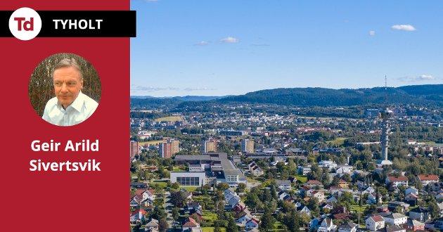Ocean Space Centre skal selvfølgelig ligge i Trondheim, men sett i et samfunnsøkonomisk langtidsperspektiv for nasjonen og byens teknologi- og kunnskapsrykte vil Tyholt være å gå baklengs inn i framtida