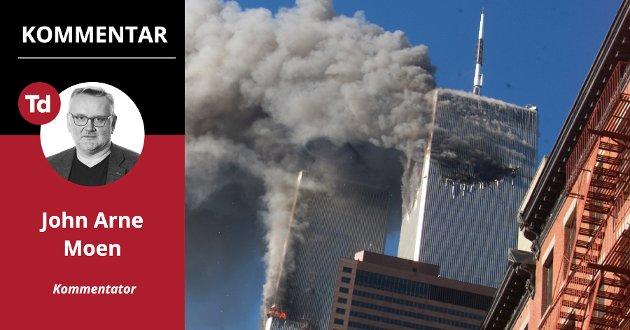 SYMBOLET: Angrepet på to av verdens mest kjente landemerker i hjertet av New York utløste en motreaksjon som skulle komme til å endre verden, skriver vår kommentator.