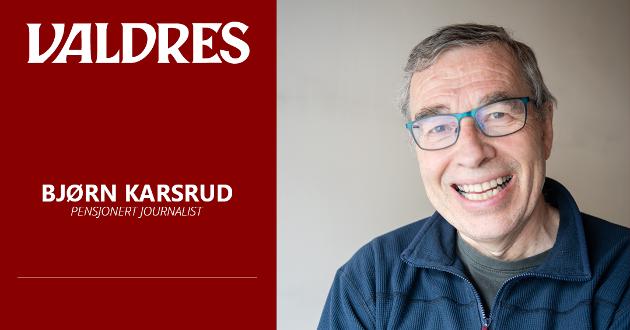 Ein epoke er over: – Eg vil nytte sjansen til å takke alle dei som frivillig – og ufrivillig – har stilt seg til disposisjon for å fylle spaltene i avisa, og som har bidrege til interessante lesaropplevingar for avisa sine lesarar, skriv Bjørn Karsrud som til nyttår hadde sin siste arbeidsdag i avishuset på Fagernes. Etter 33 år som lokalavisjournalist er han vorten pensjonist.