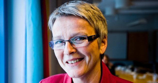 Anne Enger, fylkesmann og listekandidat ved kirkevalget.