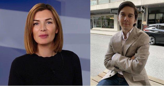 Maria Zähler og Tobias Svendsen i Oslo FrP svarer på kommentaren til politisk redaktør i Avisa Oslo, Eirik Mosveen, i dette innlegget.