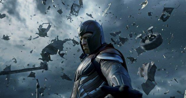 IKKE X-TRAORDNIÆRT: «X-Men: Apocalypse» kan by på heftig action, spektakulære effekter og Michael Fassbender. Likevel treffer den ikke godt nok. FOTO: 20th Century Fox