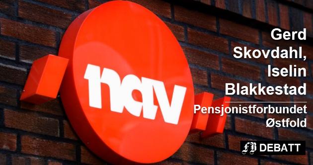 – Denne saken viser viktigheten av at pensjonister er organiserte, understreker Gerd Skovdahl og Iselin Blakkestad.