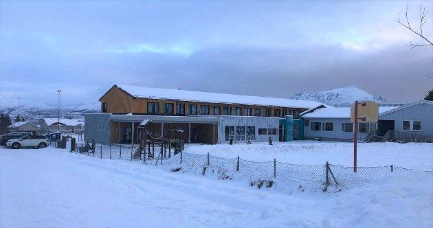 Buksnes skole