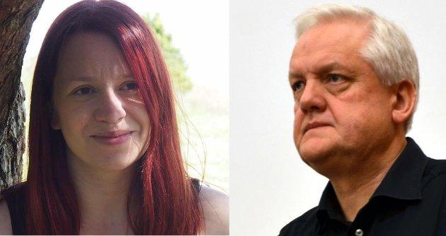 Fay Stenvoll og Jørn Magdahl