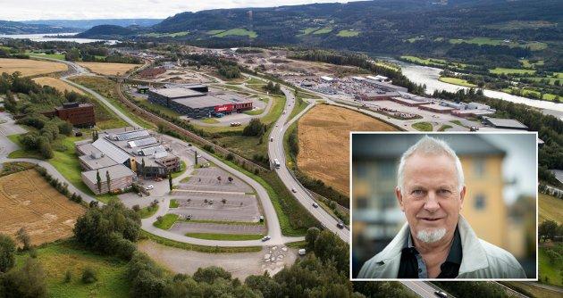 NÆRINGSUTVIKLING: Det er ingen tvil om at det er dynamisk næringsutvikling i regionen vår, skriver Bjørn Nørstegård.