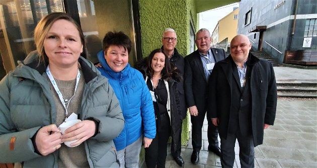Formannskapet i Kristiansund har gått inn for å utrede mulighetene for overføring til Trøndelag. Det er et lite klokt vedtak, mener Per Sefland.