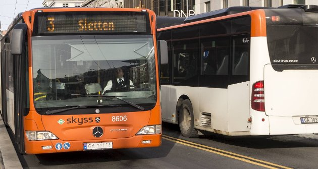 25. mai får 50                                 busslinjer nye numre, ruter og holdeplasser.
