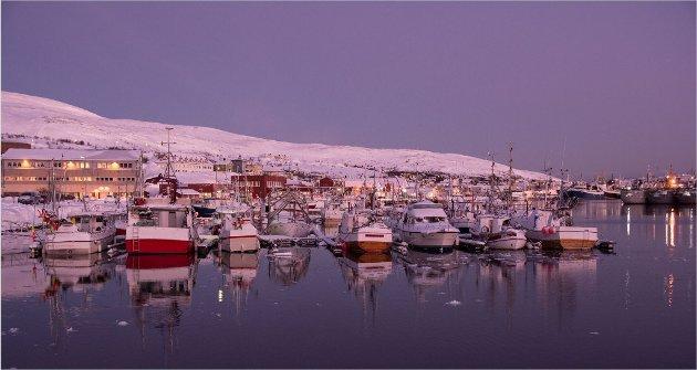 Båtsfjord Havn