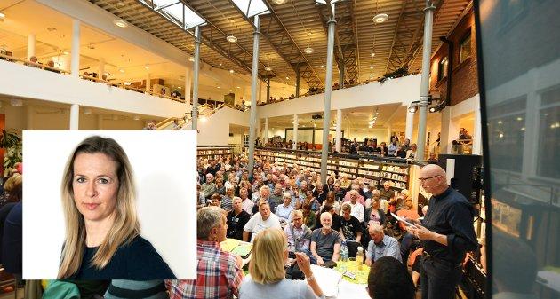 DEBATT: I fjor høst dukket Lillehammer tverrpolitiske forum opp i det offentlige da det ble arrangert en valgdebatt. Nå framstår det uklart hva motivet til forumet er.