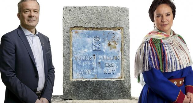 Kan disse to sammen med andre modige politikere starte veien inn i fremtiden for Norges viktigste region?