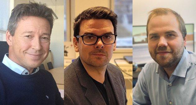 – Dette er ikke en tid for politiske eksperimenter og radikal politikk, skriver Kjetil Kristensen, Magnus Mæland og Lars Bjørkli.