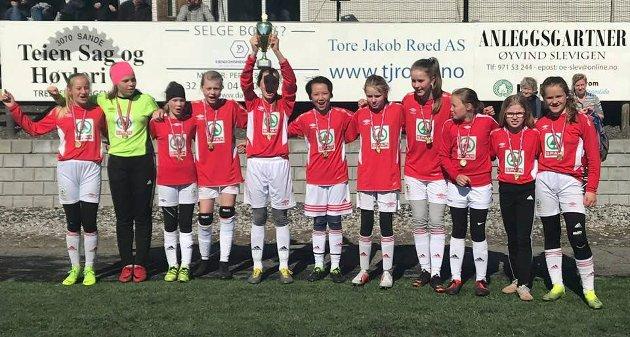J14 i Drammen Cup 2019