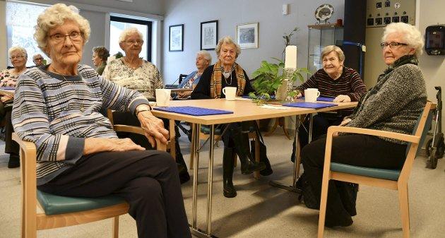 Hvis ikke kommunestyret gjør noe i dag, legges Aktivitetsavdelingen ned. Foto: Olav Loftesnes