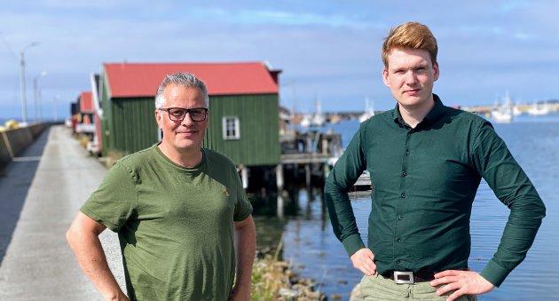 De grå partiene er ekstreme som vil lete etter mer olje, eller asfaltere mer natur eller matjord nært der du bor, skriver Tommy Reinås og Ask Ibsen Lindal (MDG).