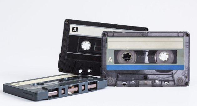 Nå kan vi høre den fine 80-tallsmusikken med god lydkvalitet. Bare å nyte det!