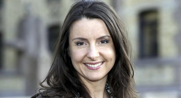 Jenny Klinge, Senterpartiet.