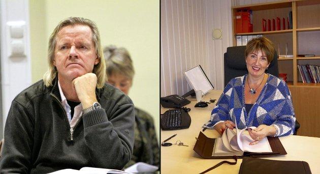 Kommuneoverlege Ernst Horgen avviser alle skuldingar som er kome mot han i NRK og Bergens Tidende og meinar at eks-rådmannen på Fedje har sparka seg sjølv.