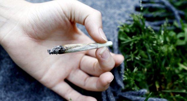 – Men å avkriminalisere bruk og besittelse av narkotika er ikke veien å gå. Jeg frykter dette kan medføre at flere ungdommer utvikler alvorlige rusproblemer, skriver konstituert politimester Ida Melbo Øystese i denne kronikken. (Foto: Sara Johannessen, NTB Scanpix)