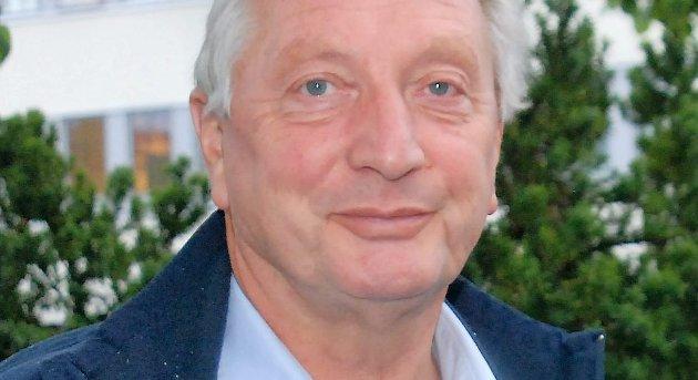 Lars Flagstad, Sandefjord Venstre.