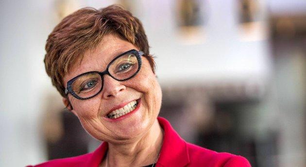 Anne Gine Hestetun er fylkesordfører og fast spaltist i BA