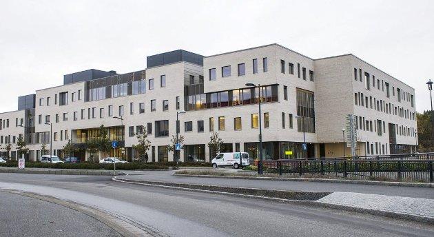 Helsehuset på Kråkerøy.