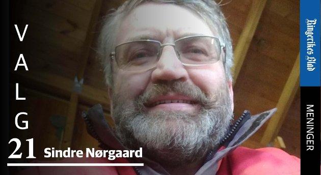 DYRERE: – Det er blitt dyrere og vanskeligere med Høyre i regjering, skriver Sindre Nørgaard.