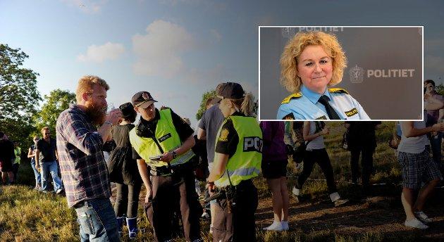 1. juni er en merkedag for oss i Sør-Øst politidistrikt. Da er vi ferdig med to år med omorganisering. Innbyggerne, lokalpolitikere og egne ansatte har vært engasjert i media og på egen arbeidsplass, og det har vært mange små og store diskusjoner, skriver politimester Christine Fossen.